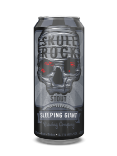 Sleeping Giant Skull Rock Stout