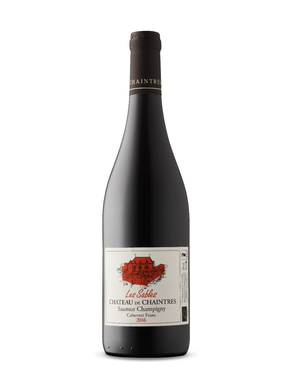 Image for Chateau De Chaintres Saumur Champagny Les Sables 2016 from LCBO
