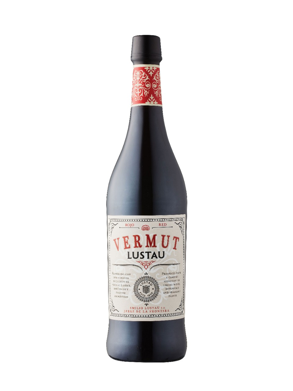Image for Emilio Lustau Vermut Rojo from LCBO