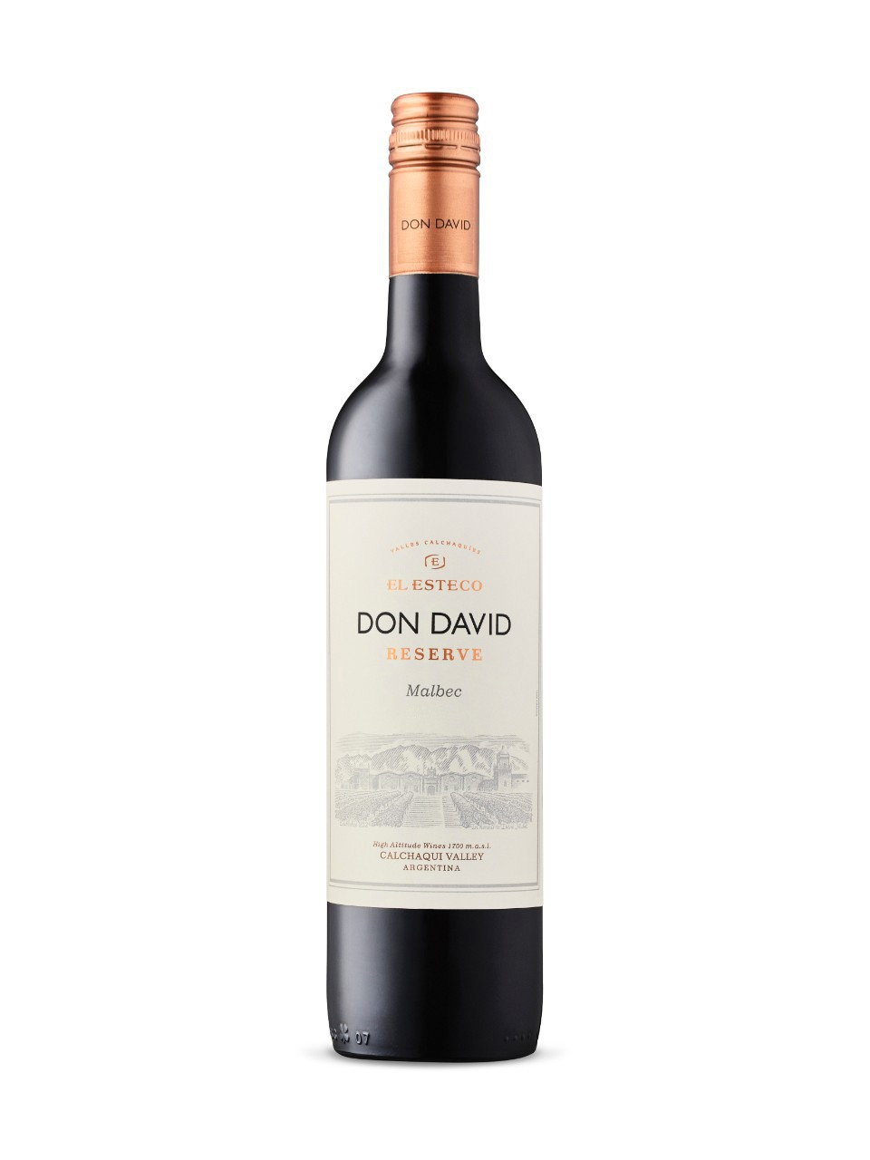Image for Don David Reserve Malbec from LCBO