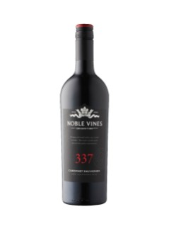 Noble Vines 337 Cabernet Sauvignon 2017