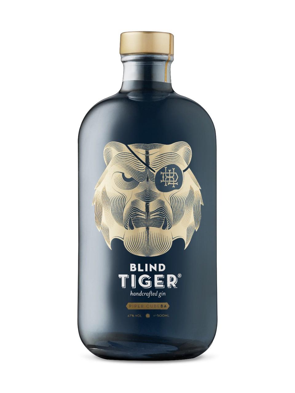 Blind Tiger Piper Cubeba Gin Lcbo