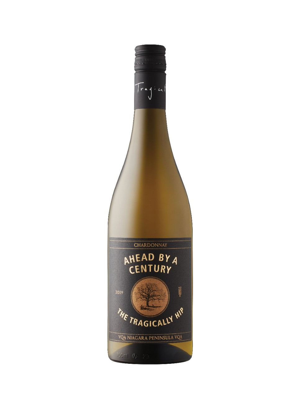 Image for The Tragically Hip Ahead by a Century Chardonnay 2019 from LCBO