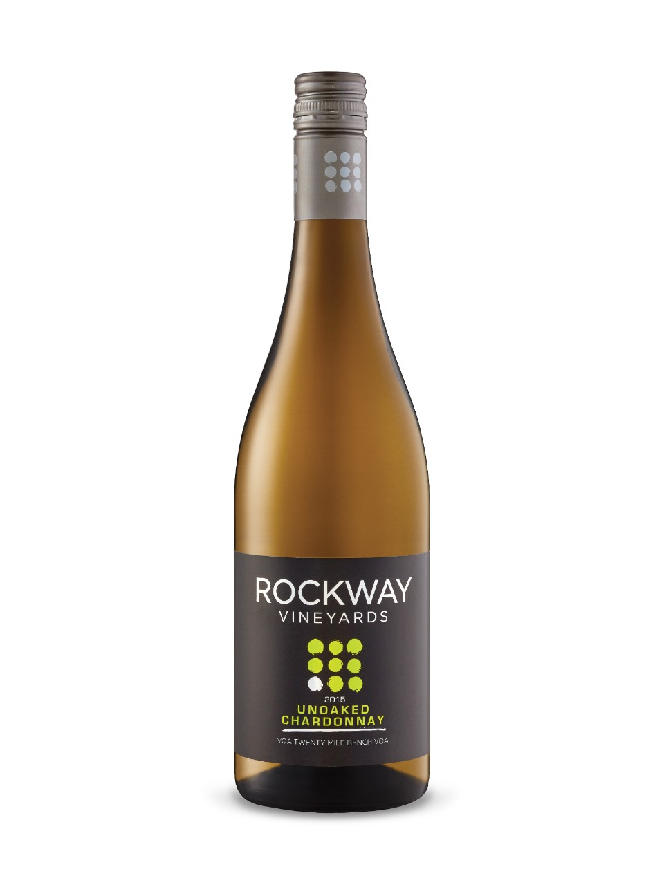 Image for Rockway Vineyards Unoaked Chardonnay 2015 from LCBO