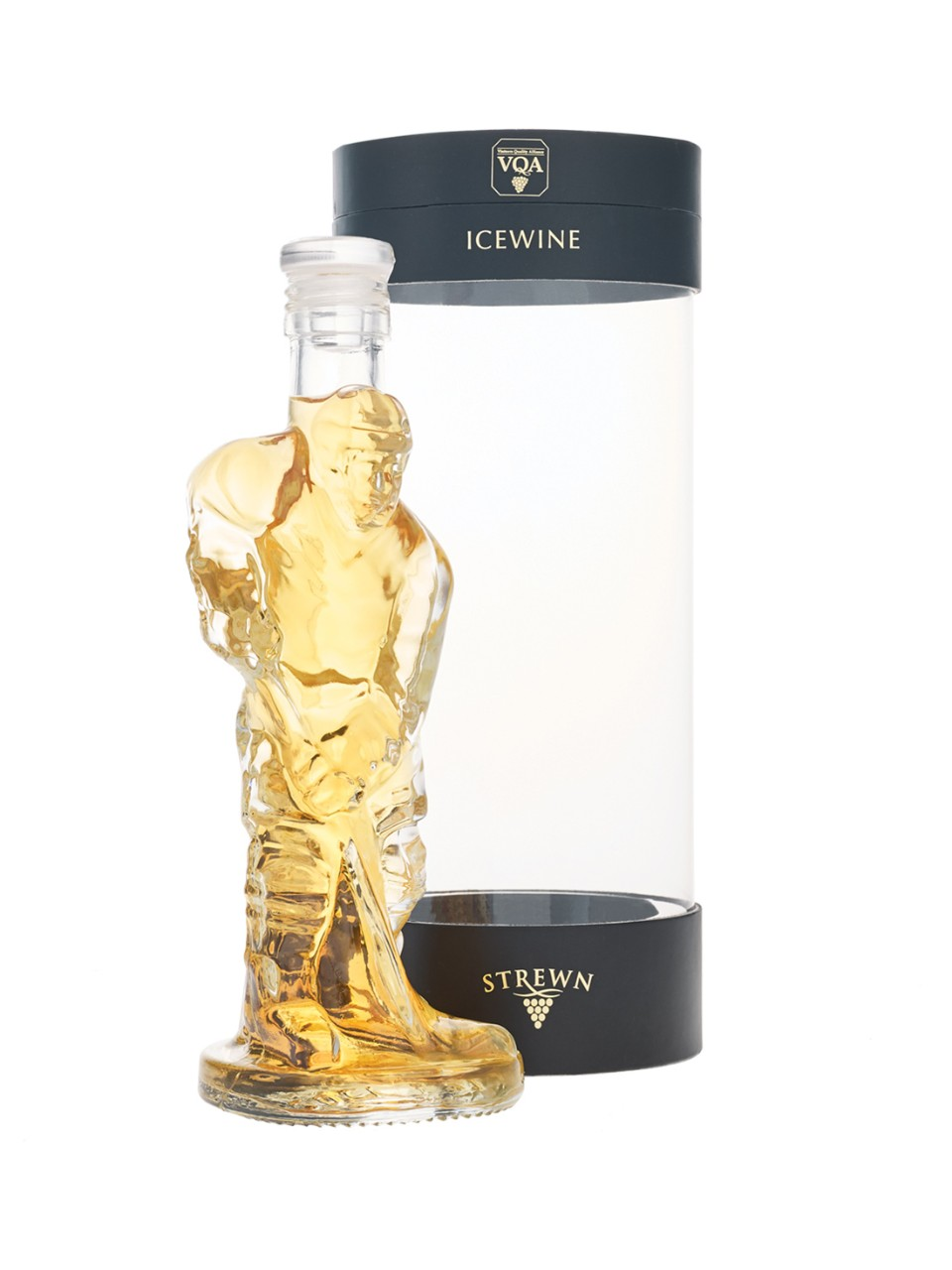 Image for Strewn Hockey Player Ice Time Vidal Icewine VQA from LCBO