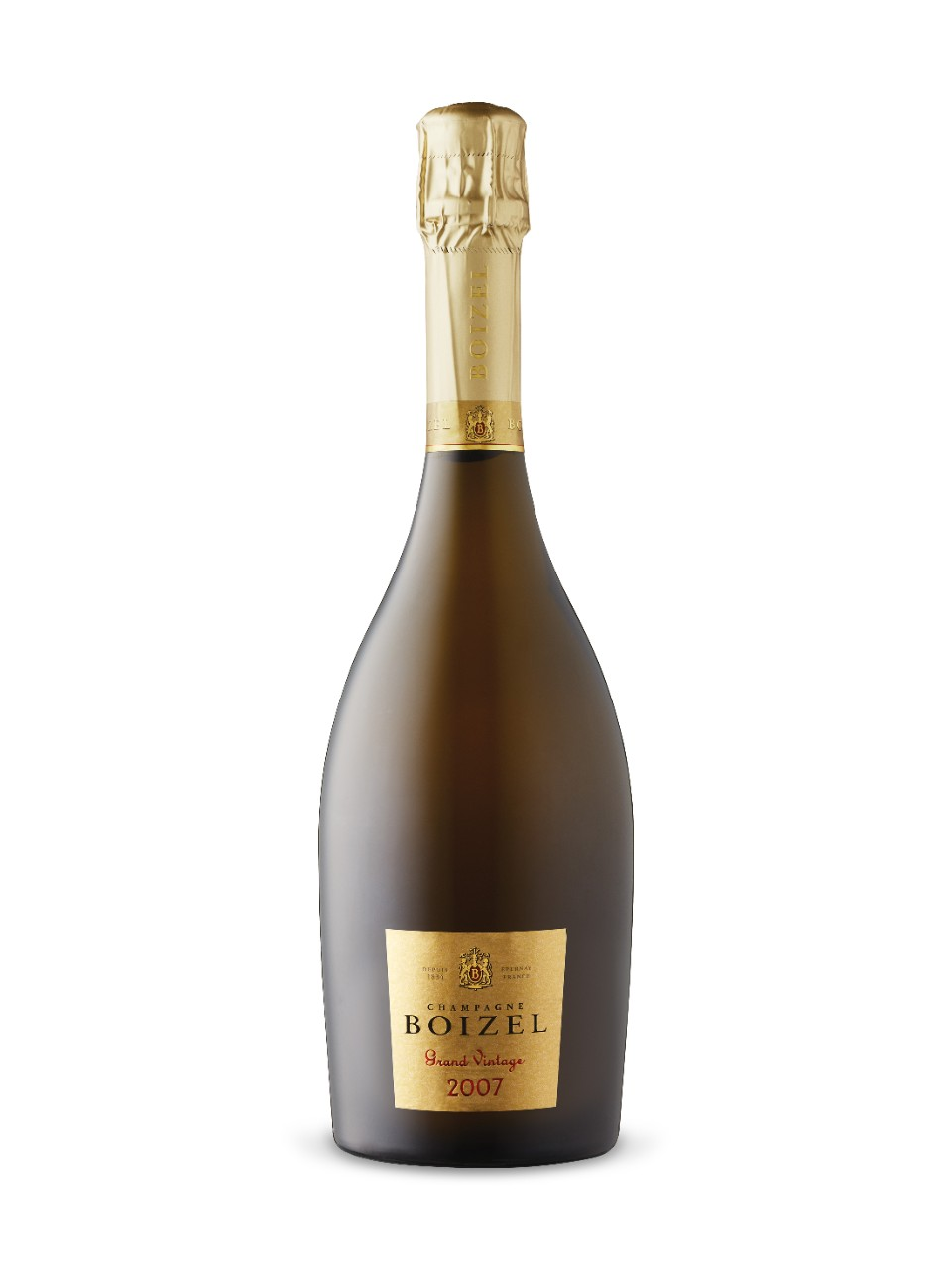 Image for Boizel Grand Vintage Brut Champagne 2007 from LCBO