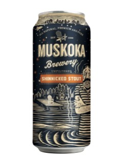 Muskoka Shinnicked Stout
