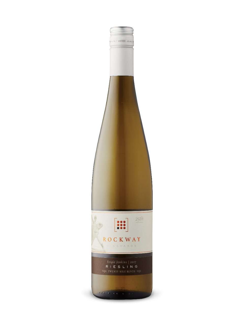 Image for Rockway Fergie Jenkins Limited Edition Riesling 2016 from LCBO