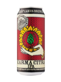 Great Lakes Brewery Karma Citra IPA