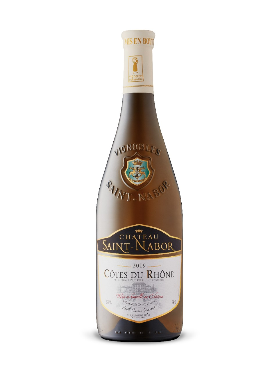Image for Château Saint-Nabor Côtes du Rhone Blanc 2018 from LCBO