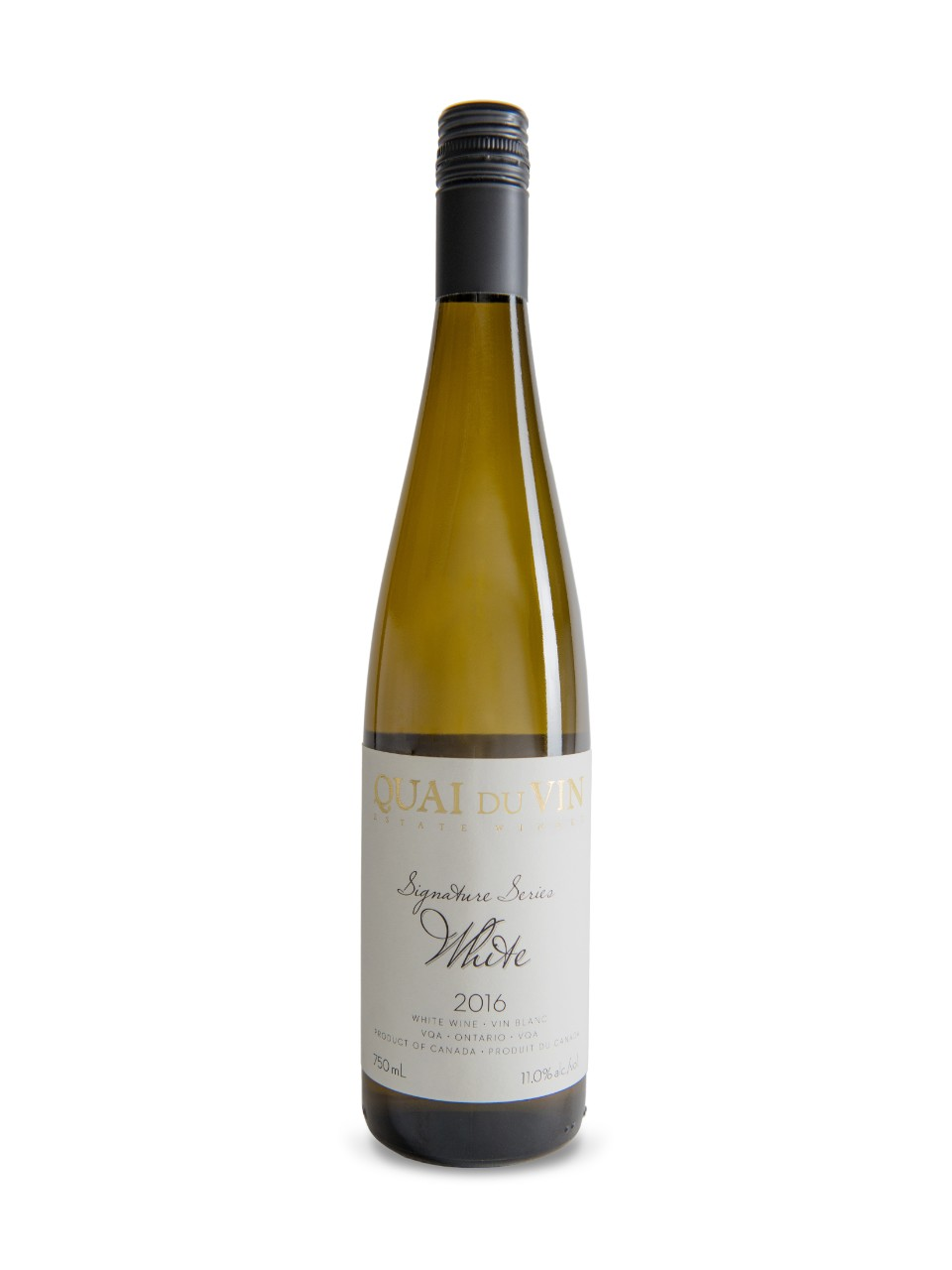 Quai Du Vin Signature Series White VQA