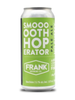 Frank Brewing Smooth Hoperator