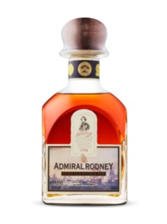 Admiral Rodney Extra Old Saint Lucia Rum