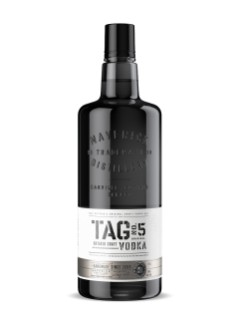 Tag No. 5 Vodka (PET)
