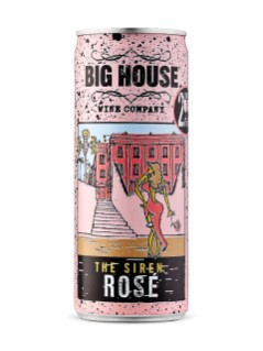 Big House The Siren Vin Rosé