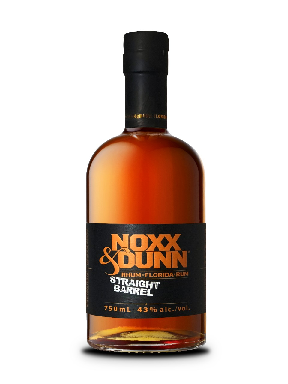 Noxx & Dunn Straight Barrel Florida Rum from LCBO