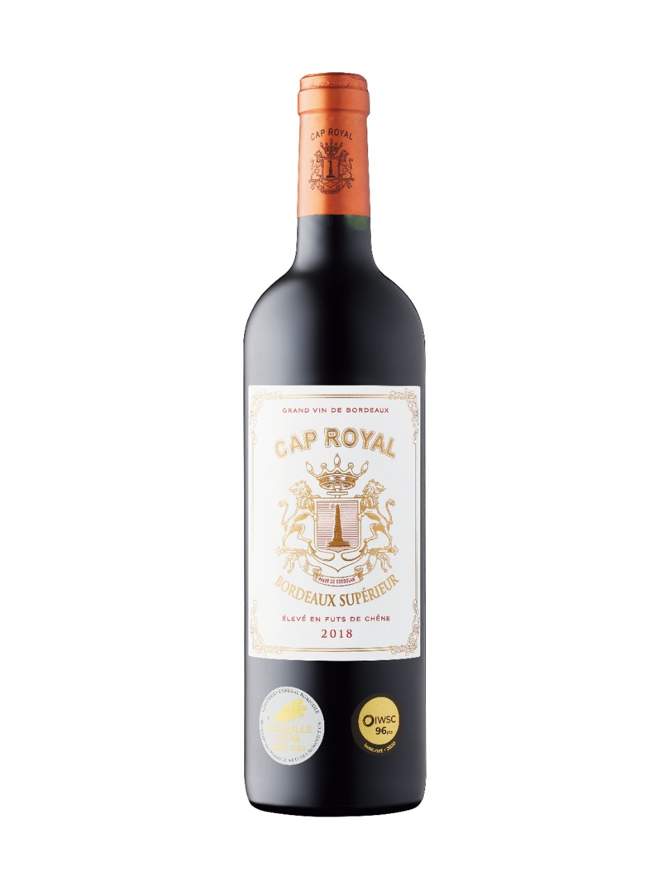 Cap Royal Rouge 2016 from LCBO