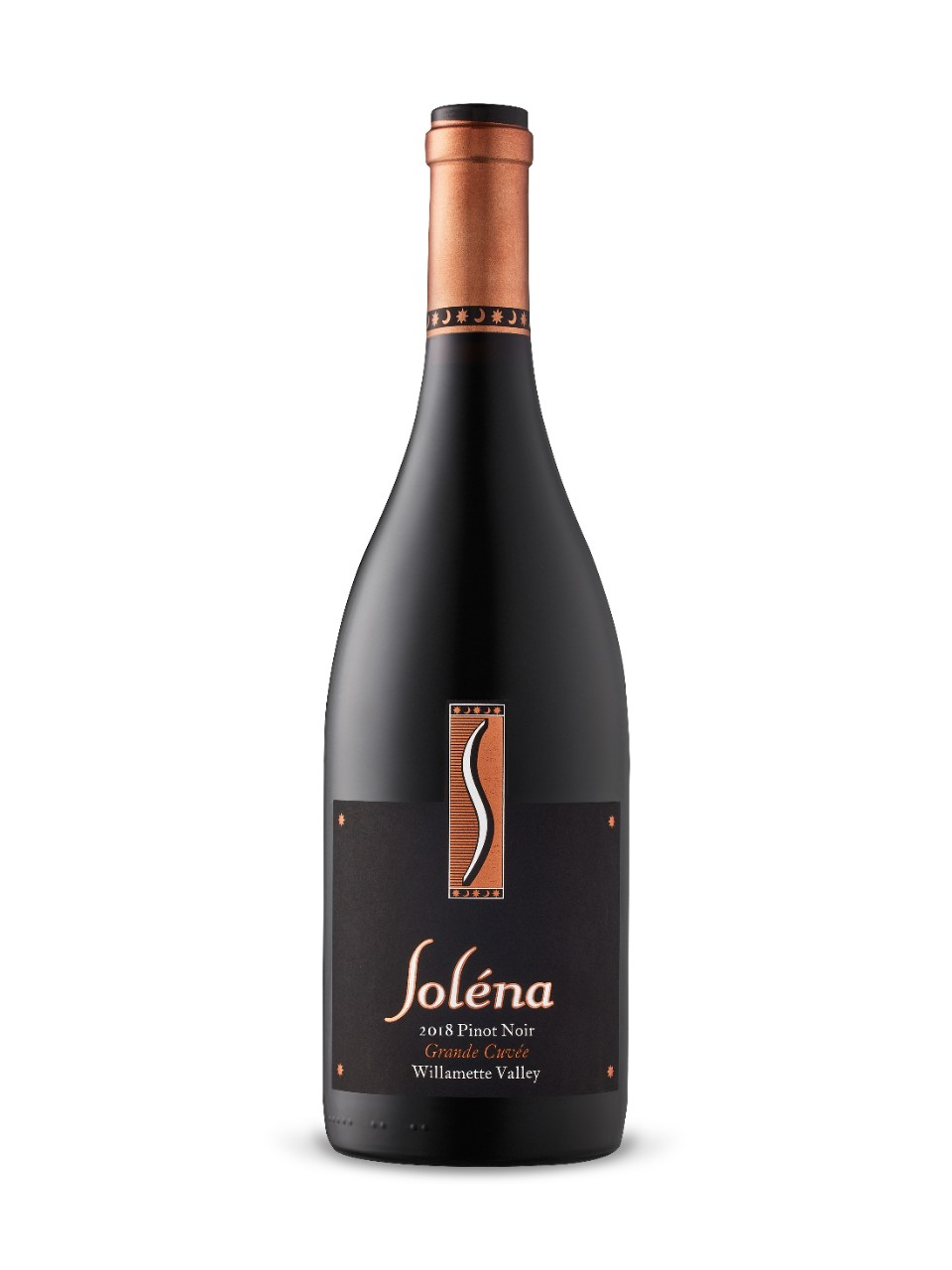 Image for Soléna Grand Cuvée Pinot Noir 2017 from LCBO