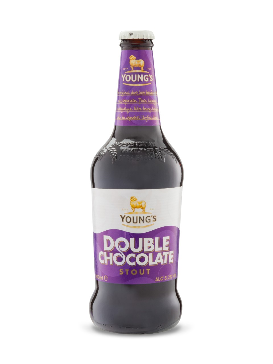 Image for Youngs Double Chocolate Stout from LCBO