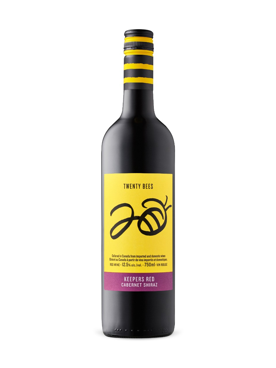 Image for 20 Bees Keepers Red Cabernet Shiraz from LCBO