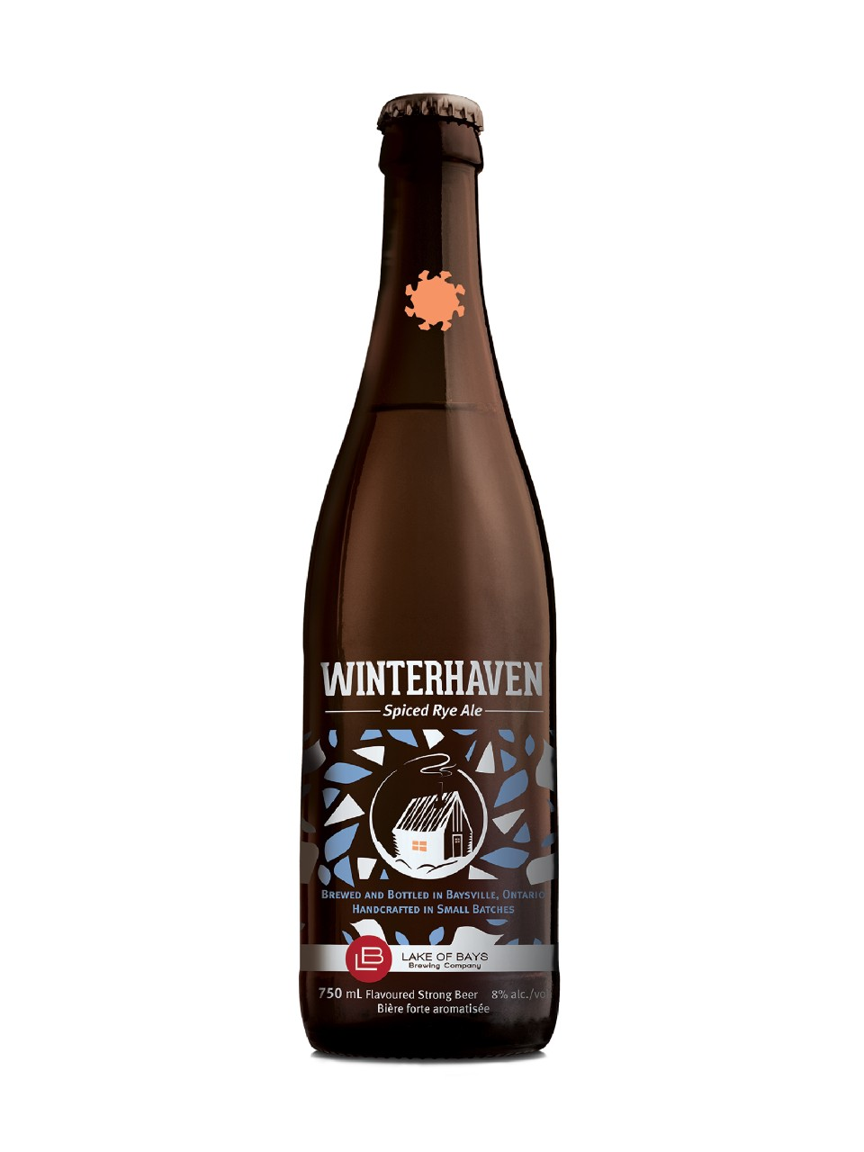 Lake of Bays Winterhaven Spiced Rye Ale