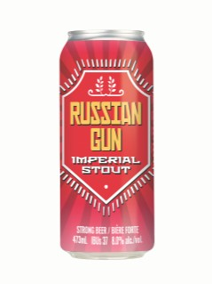 Grand River Brewing Russian Gun Imperial Stout