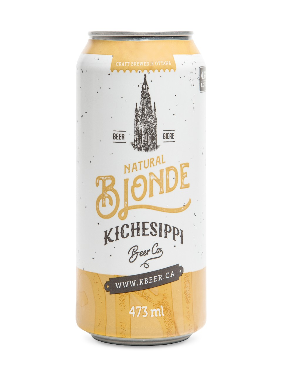 Image for Kichesippi Natural Blonde from LCBO