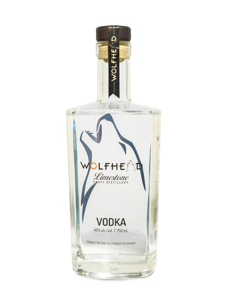 Wolfhead Distillery Vodka from LCBO