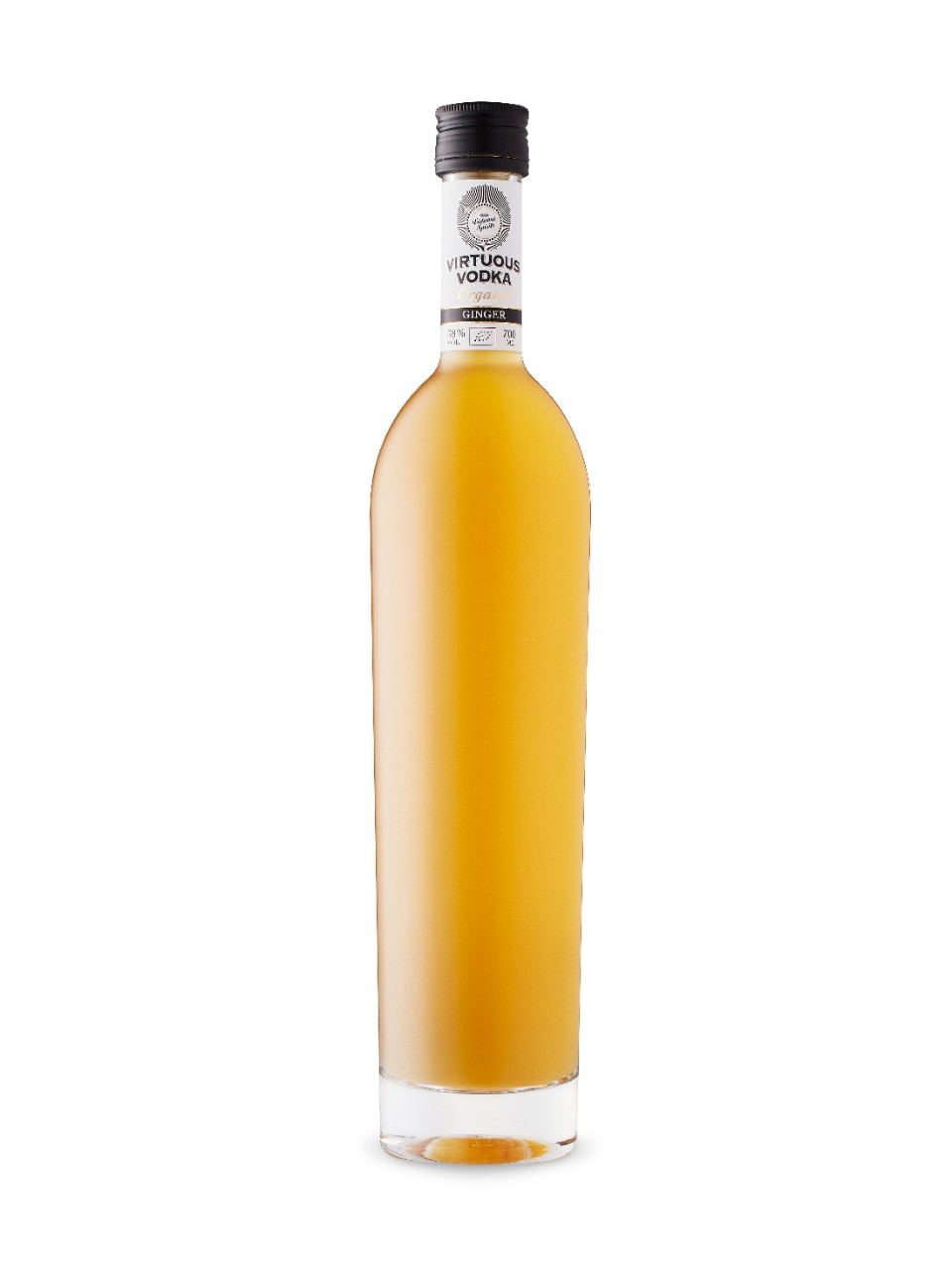 Virtuous Vodka Organic Ginger from LCBO