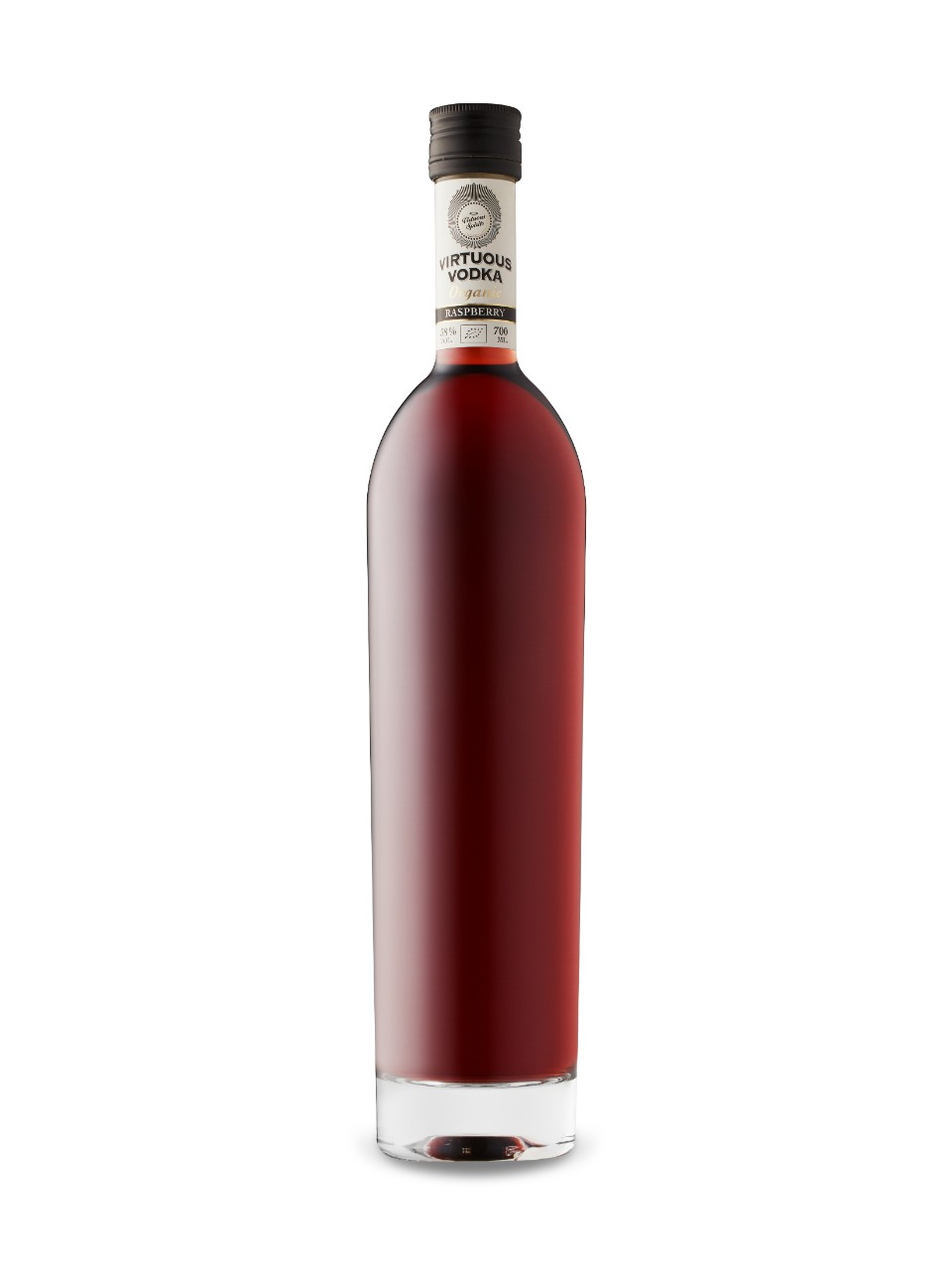 Virtuous Vodka Organic Raspberry from LCBO