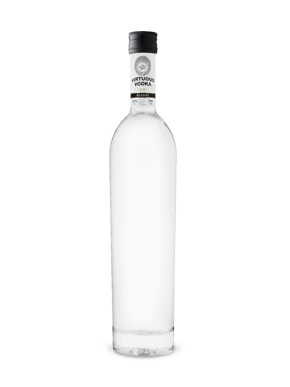 Virtuous Vodka Organic Blond from LCBO