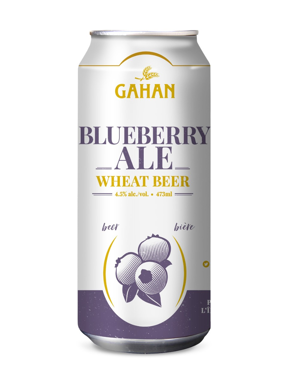 Image for PEI Brewing Gahan Blueberry Ale from LCBO