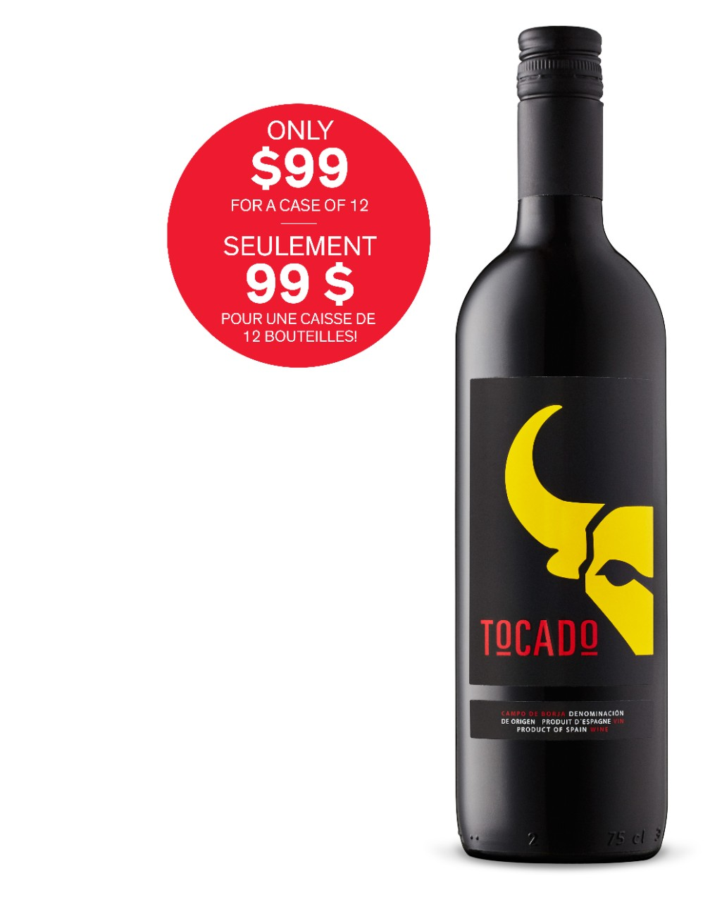 Image for Tocado Garnacha Campo De Borja DO from LCBO