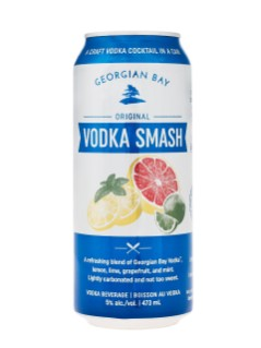 Georgian Bay Vodka Smash