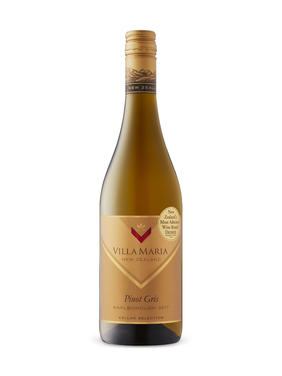 Image for Villa Maria Cellar Selection Pinot Gris 2017 from LCBO