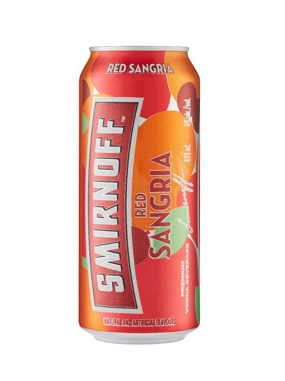 Smirnoff Red Sangria from LCBO