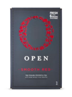 Open Smooth Red VQA