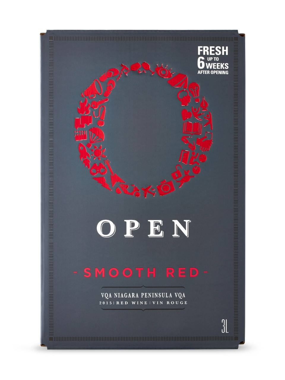 Image for Open Smooth Red VQA from LCBO