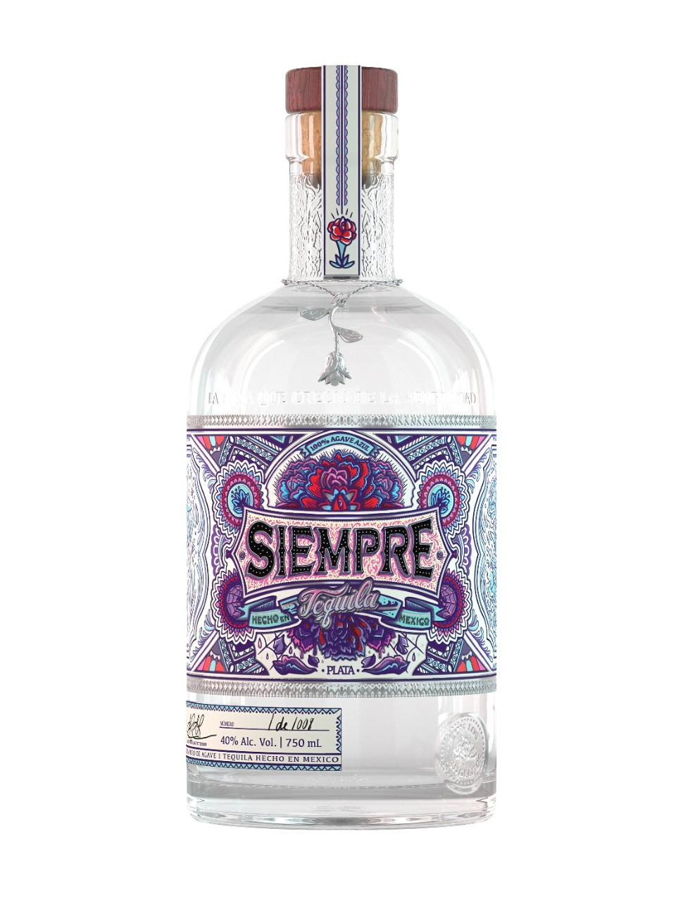 Image for Siempre Tequila Plata from LCBO