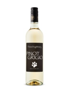 Three Dog Winery Pinot Grigio VQA