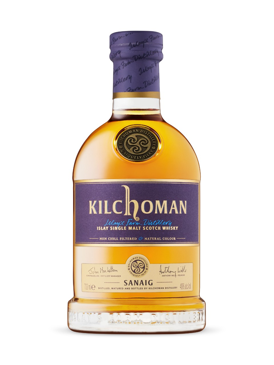 Image for Kilchoman Sanaig Islay Single Malt Scotch Whisky from LCBO