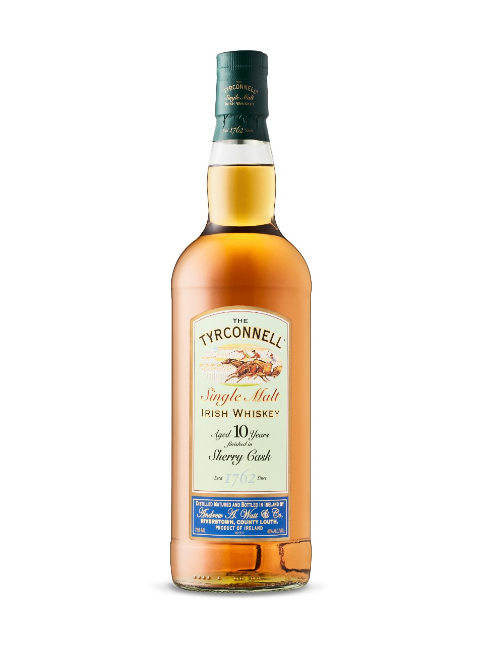 Image for Tyrconnell Sherry Cask Single Malt Irish Whiskey from LCBO
