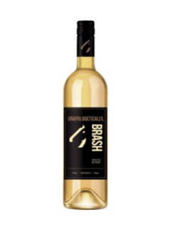 Unapologetically Brash White VQA