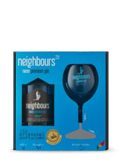 Neighbours 21 Neon Premium Gin Gift Set