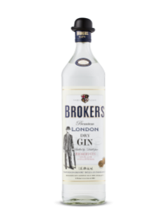 London Dry Gin Broker's Premium