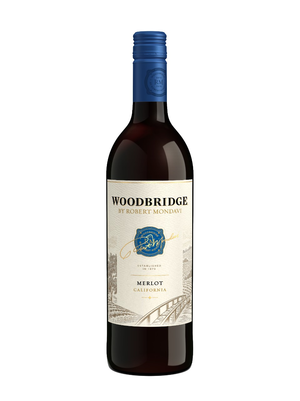Image for Woodbridge By Robert Mondavi Merlot from LCBO