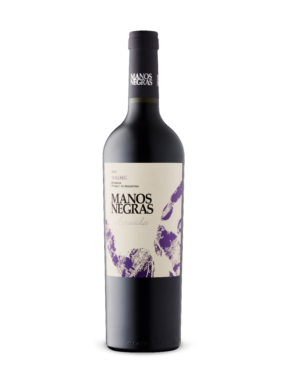 Image for Manos Negras Atrevida Malbec 2016 from LCBO