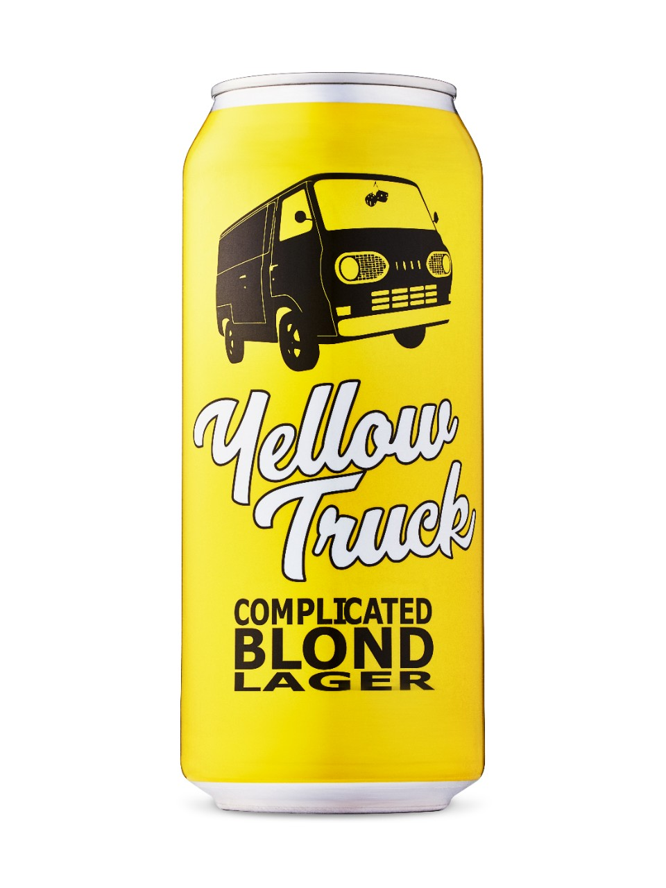 Draught Dodger Yellow Truck