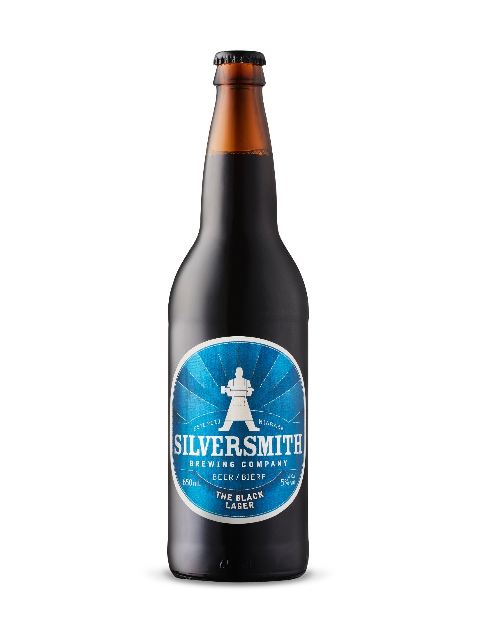 Image for Silversmith The Black Lager from LCBO