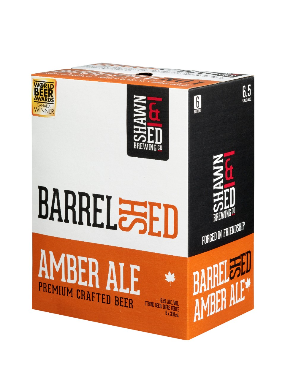 Shawn & Ed Brewing Co. BarrelShed No. 1 from LCBO